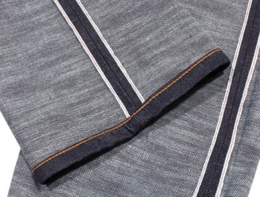 Selvage (selvedge, selfedge)