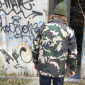Dickies Torrance Coach Jacket Camouflage