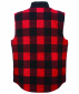 Dickies Martinsburg Vest Red