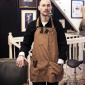 Dickies Apron Brown Duck