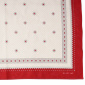 Warehouse 1920s Calico Red Bandana