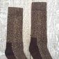 Red Wing Brown Deep Toe Capped Wool - Sock