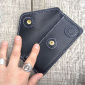 Lone Wolf Leather Iphone 6 Leather Case Black