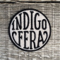 Indigofera Logo Patch Grey