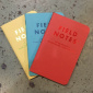 Field Notes Sweet Tooth 3-pack
