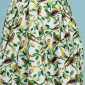 Emily and Fin Florence Skirt Tropical Parakeets