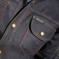 Indigofera Fargo Shirt No.9 Selvage Denim