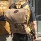 Duluth Pack Custom Made Waxed Canvas Pack