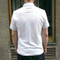 Penguin Polo Bright White