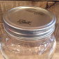 Ball Mason Jar half gallon Size widemouth