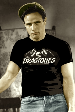 Dragtones Racing Flags tee in the group Men / T-shirts at Sivletto (-DTw4797)