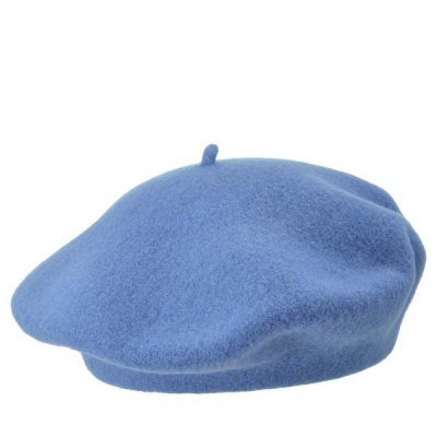 Seeberger Beret Jeans Blue in the group Women / Accessories at Sivletto - Skylark AB (004329-0062)