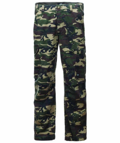 Dickies New York Combat Pant Camouflage in the group Men / Mens Pants at Sivletto - Skylark AB (01-210088-CF)