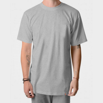 Dickies Grey Marl T-shirt in the group Men / T-shirts at Sivletto - Skylark AB (06210091GR)