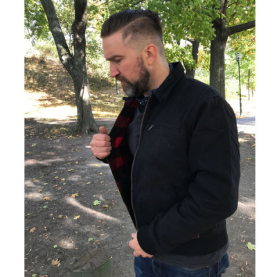 Dickies Upperglade jacket black in the group Men / Jackets and coats at Sivletto - Skylark AB (07200303BK)