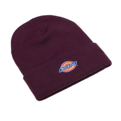 Dickies Colfax beanie maroon in the group Men / Headwear / Beanies at Sivletto - Skylark AB (08440059MR)