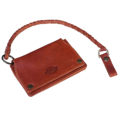 Dickies Barren Springs brown wallet in the group Men / Accessories at Sivletto - Skylark AB (08480003BR)