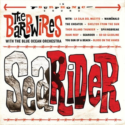 Barbwires - Searider (vinyl) in the group Misc / Music / Vinyl at Sivletto (10225)
