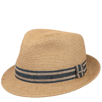 Stetson Player Linen Mix in the group Men / Headwear / Hats at Sivletto - Skylark AB (1398503-7)