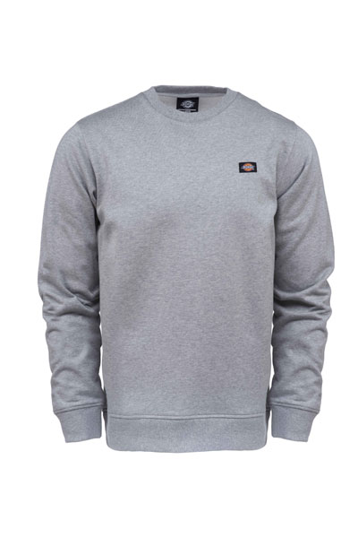 Dickies New Jersey Sweatshirt Grey melange in the group Men / Sweaters at Sivletto - Skylark AB (200240GYM)