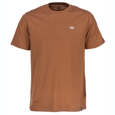 Dickies Stockdale tee brown duck in the group Clearance / Men / T-shirts at Sivletto - Skylark AB (210578BD)