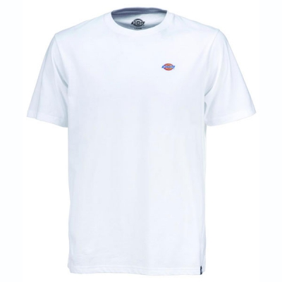 Dickies Stockdale t-shirt white in the group Men / T-shirts at Sivletto - Skylark AB (210578WH)