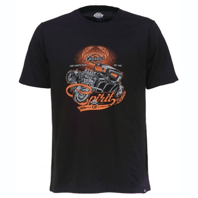 Dickies Dodson tee black in the group Men / T-shirts at Sivletto - Skylark AB (210579BK)