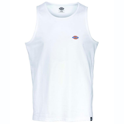 Dickies Wickett vest white in the group Sale! / Men / T-shirts at Sivletto - Skylark AB (210594WH)