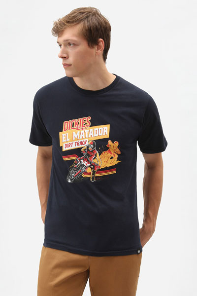 Dickies Morganfield T-Shirt in the group Sale! / Men / T-shirts at Sivletto - Skylark AB (210664)