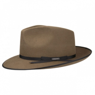Stetson Fedora Furfelt Stratoliner in the group Men / Headwear / Hats at Sivletto - Skylark AB (21982-25-77)
