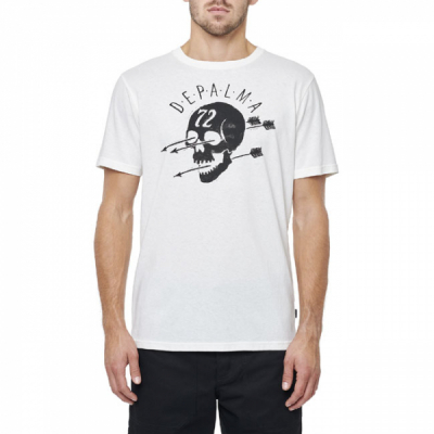 DePalma Skull and arrows t-shirt in the group Clearance / Men / T-shirts at Sivletto - Skylark AB (2300124)