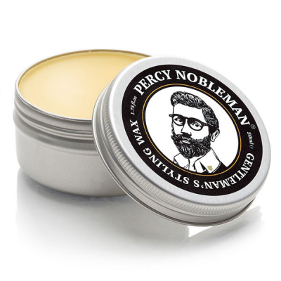 Percy Nobleman Gentlemans Styling Wax in the group Hair and skincare / Pomade at Sivletto - Skylark AB (3151005)