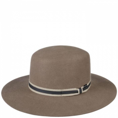 Stetson Amish Woolfelt Beige in the group Men / Headwear / Hats at Sivletto - Skylark AB (3598103-37)