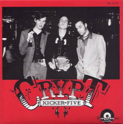 Crypt Kicker Five - Rattlesnake Pilgrim / Ladies / CK5 Know How To Jive in the group Misc / Music / Vinyl at Sivletto - Skylark AB (4152)