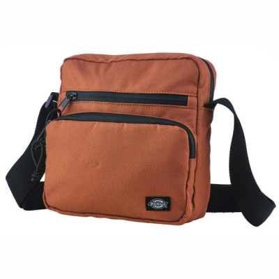 Dickies Gilmer crossbody bag brown duck in the group Men / Accessories / Bags at Sivletto - Skylark AB (430015BD)