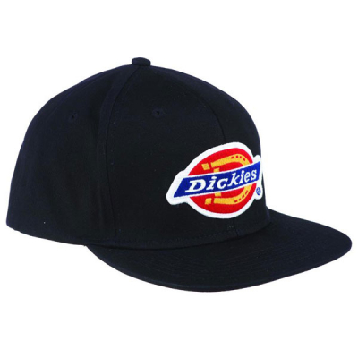 Dickies Muldoon cap black in the group Men / Headwear / Trucker/baseball caps at Sivletto - Skylark AB (440031BK)