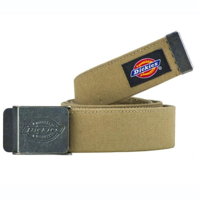 Dickies Webster belt khaki in the group Clearance / Men / Misc at Sivletto - Skylark AB (470003KH)