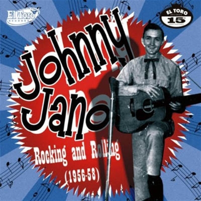 Johnny Jano - Rocking and Rolling (1956-58) in the group Misc / Music / CD at Sivletto (5113)