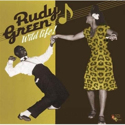 Rudy Green - Wild Life! in the group Misc / Music / CD at Sivletto (5124)