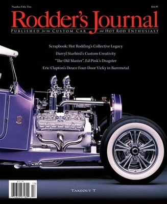 Rodder's Journal issue 52 in the group Misc / Magazines / Vehicles at Sivletto (6537)
