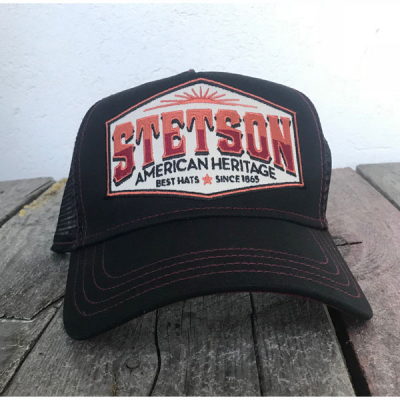 Stetson Sunrise Cap in the group Men / Headwear / Trucker/baseball caps at Sivletto - Skylark AB (7751110-18)