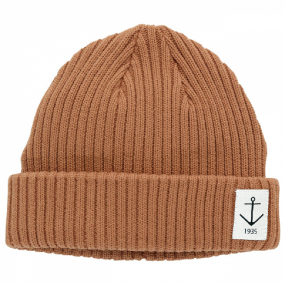 Resteröds Smula Light Brown in the group Men / Headwear / Beanies at Sivletto - Skylark AB (8052-70-89)