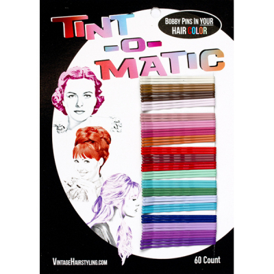Tint-o-Matic Sample Card in the group Hair and skincare / Ladies hair tools at Sivletto - Skylark AB (8452)