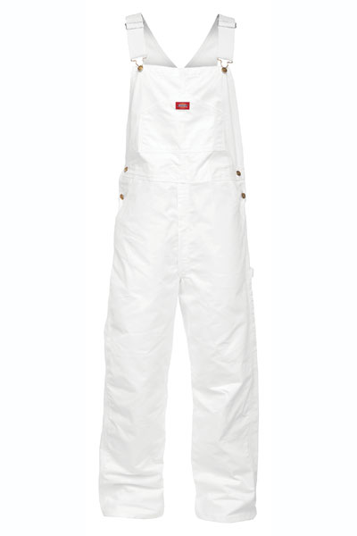 Dickies Painters bib in the group Sale! / Men / Trousers at Sivletto - Skylark AB (8953WH)