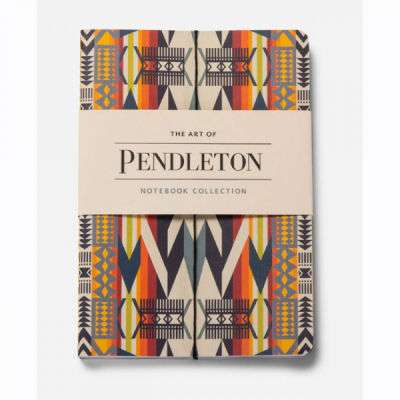 Pendleton The Art of Pendleton Notebook Collection in the group Home and stuff / Office and stationary at Sivletto - Skylark AB (9090563)