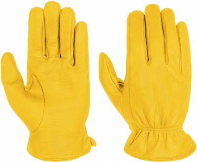 Stetson Gloves Deer Nappa Yellow in the group Men / Accessories at Sivletto - Skylark AB (94979-05-9)