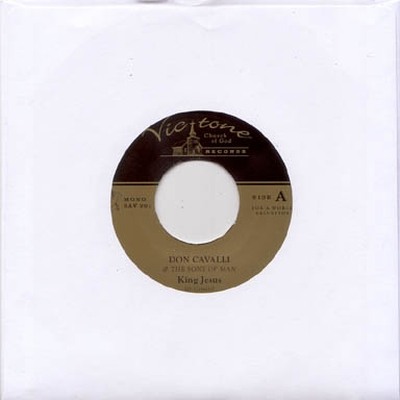 Don Cavalli & the Sons of Man - King Jesus b/w Baby Boy in the group Misc / Music / Vinyl at Sivletto (9524)