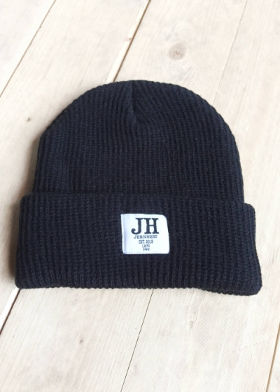 Jernhest Bertie the Beanie black in the group Men / Headwear / Beanies at Sivletto - Skylark AB (ABk16299-OS)