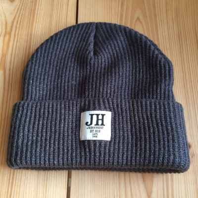 Jernhest Bertie the Beanie grey in the group Men / Headwear / Beanies at Sivletto - Skylark AB (ABy16222-OS)