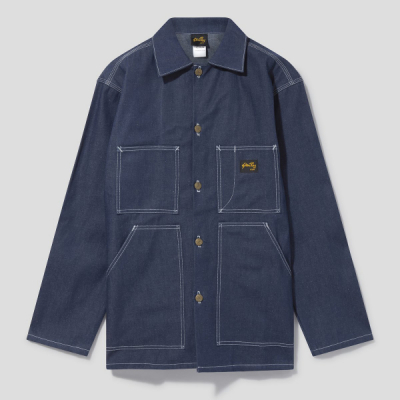 Stan Ray Shop Jacket Midnight Blue in the group Men / Jackets and coats at Sivletto - Skylark AB (AW190900122)